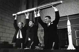 Explorer 1, primer satélite de Estados Unidos.