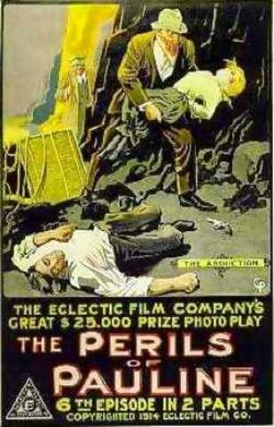 Perils of Pauline-1914