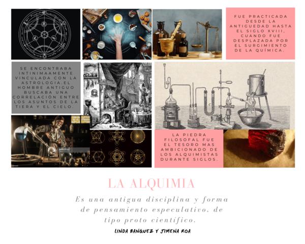 Alquimia y Quimica en la Edad media (300-1400)