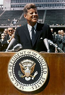 JFK's Speech About Getting to the Moon
