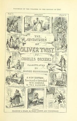 """""""Oliver Twist"""" (1838)"""