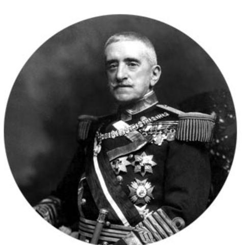 Gobierno del almirante Aznar