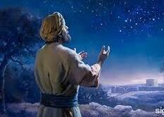 Dios y Abraham