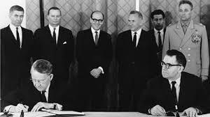 Tratado de No Proliferación de Armas nucleares