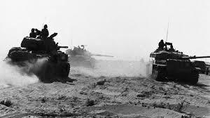 La Guerra del Yom Kippur.
