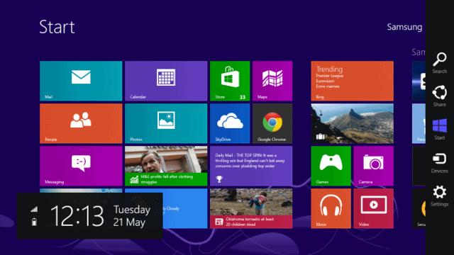 Windows 8 (2012)