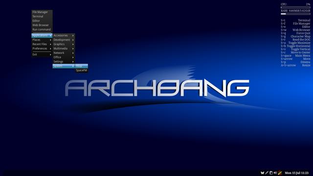 Linux ArchBang