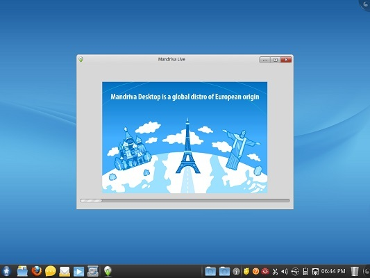 Mandrake o Mandriva Linux
