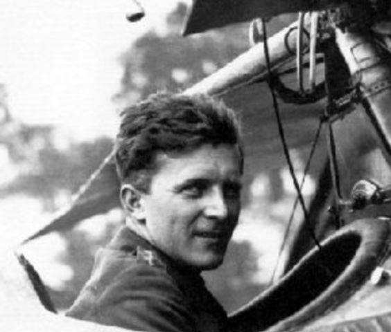 Billy Bishop and the War in the Air (P) +1