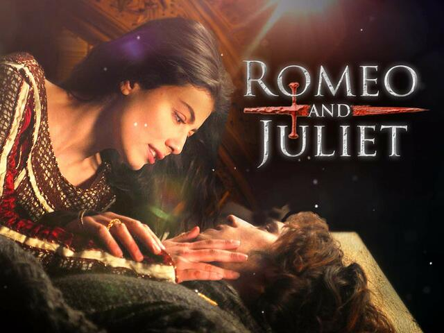 Paris finds Juliet in the tomb