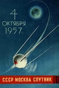 Lanzamiento del primer satélite artificial