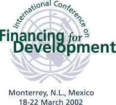 La Conferencia Internacional sobre la Financiación para el Desarrollo