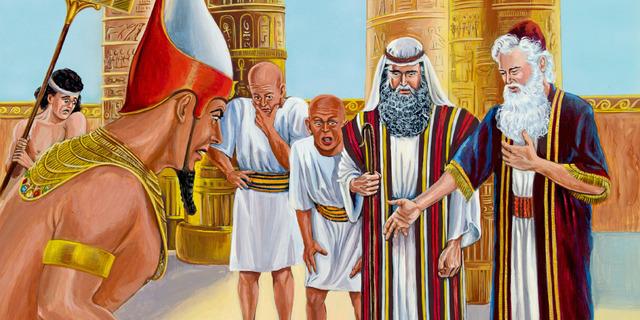 Vida de Moises