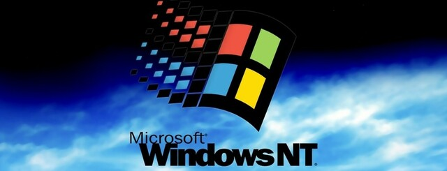 Windows NT (1993)