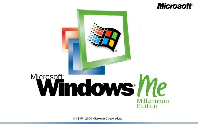 Windows Me (2000)