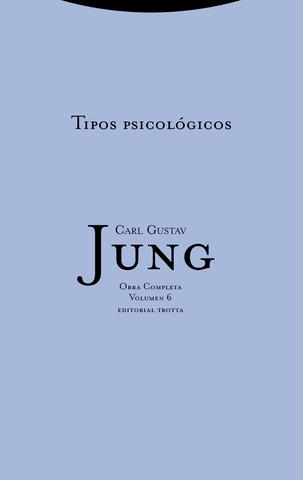 Carl Gustav Jung, Tipos Psicológicos