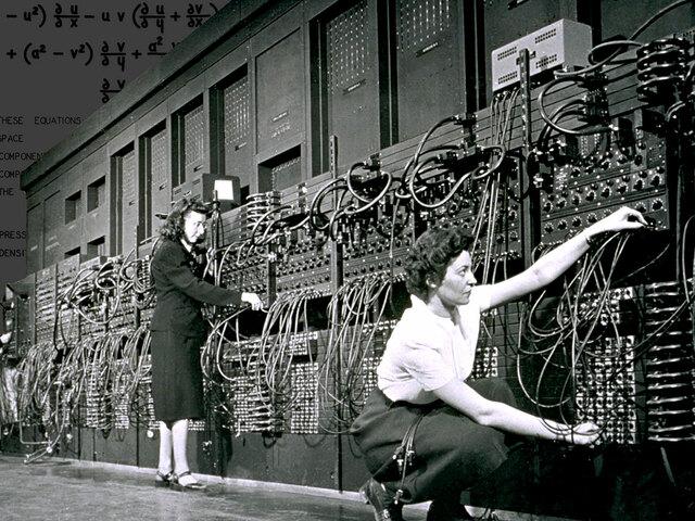 Ordenador Digital Electrónico ENIAC