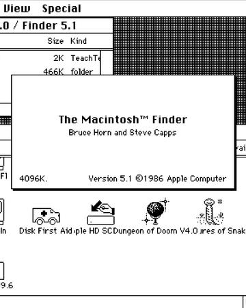 Mac System 3