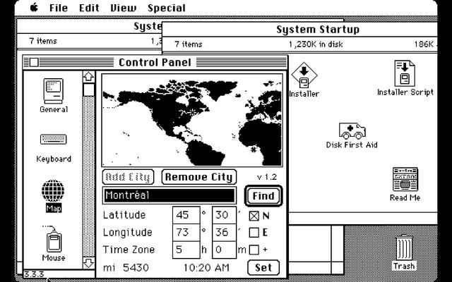 Mac System 6