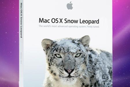 MAC OS X 10.6 Leopardo de nieve