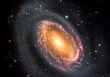 Creacion de las galaxias 600 millones de años