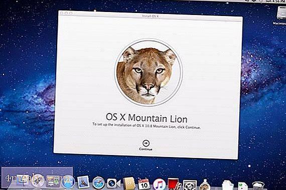 MAC OS 10.8 León de montaña