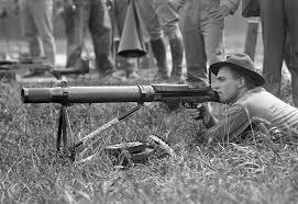 Introduction au fusil ''Lewis''
