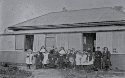 Mary MacKillop Continues her work
