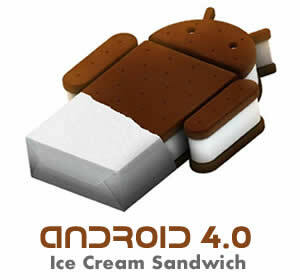 Android Ice Cream Sándwich
