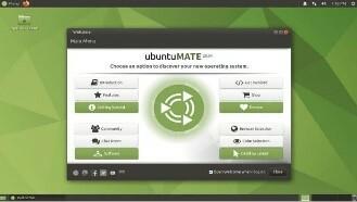Linux. Ubuntu MATE