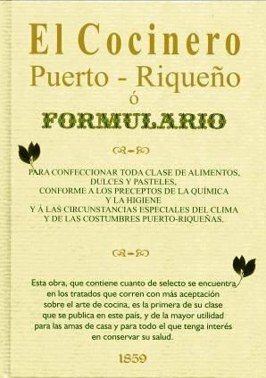 Cocinero Puertorriqueño
