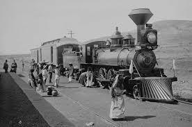El sistema ferroviario agiliza el transporte de alimentos a los mercados