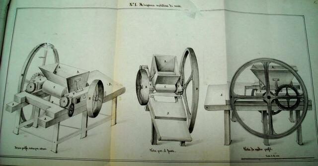 Se patentó por primera vez un molino de nixtamal