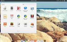 LUNIX Elementary OS