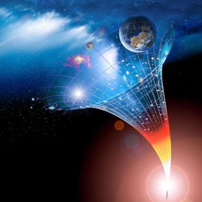 El origen del Universo timeline