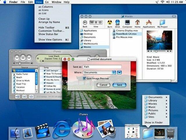 Mac OS X 10.1 (Puma)