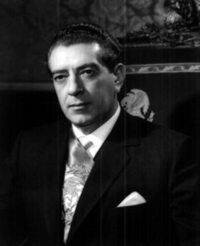 Toma de posesión Adolfo López Mateos