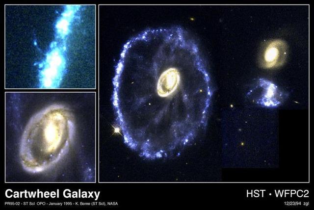 Formación de las Galáxias