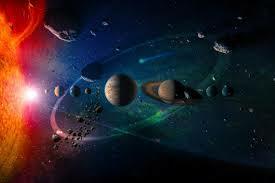 La Creación del Sistema Solar