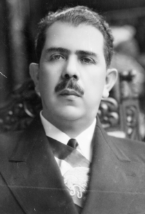 Toma de posesión Lázaro Cárdenas del Río