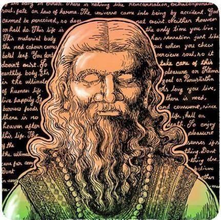 El hindú Chárvaka