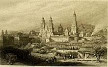 Fundacion de Santiago de Compostela