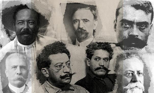Revolucion Méxicana