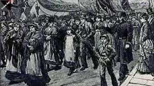 1910 huelgas de Cananea y de Río Blanco