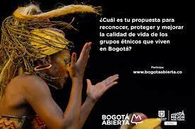 Reconocimiento cultural e identidad de Los grupos étnicos