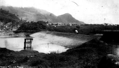 El complejo hidroeléctrico de Necaxa en México