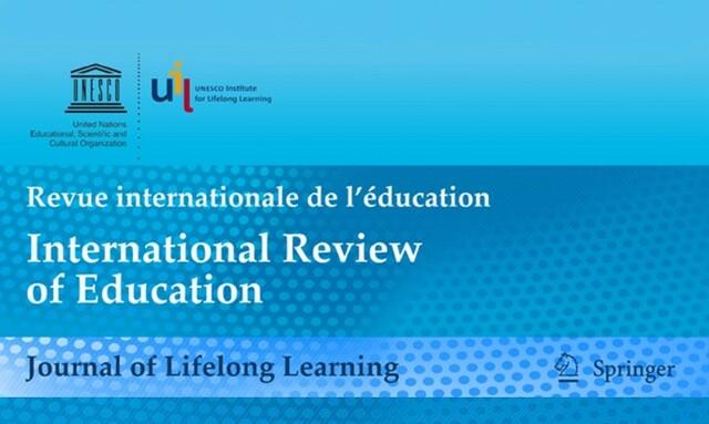 Revista Internacional de Pedagogía
