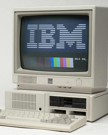 Primera PC de IBM