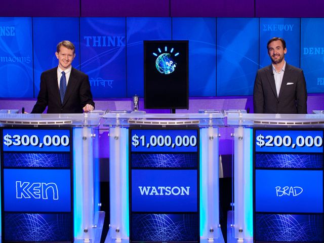 IBM's Watson Takes Victory Over Contestants on Jeopardy