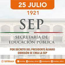 Secretaria de Educación Publica (SEP)